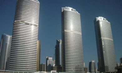 Mazaya Avenue Tower